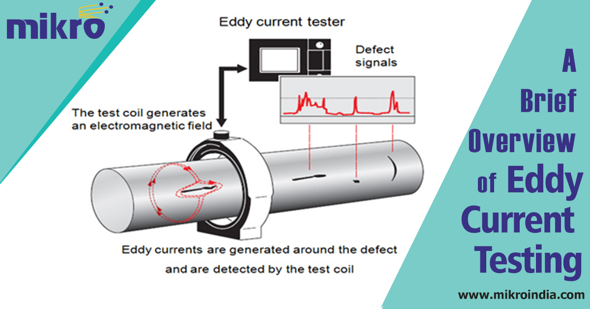 A Brief Overview of Eddy Current Testing | Mikro Blog
