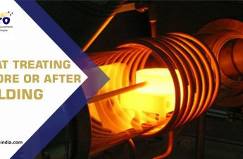 Heat Treatment before and after welding
