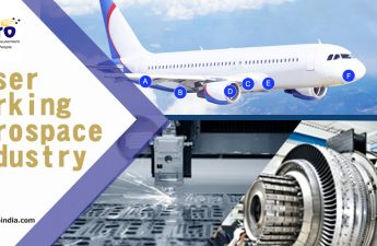 Laser marking in Aerospace Industry