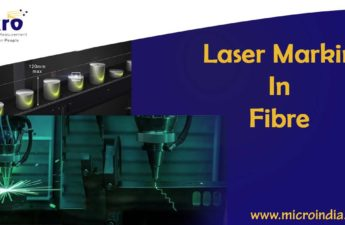 LASER MARKING IN FIBRE
